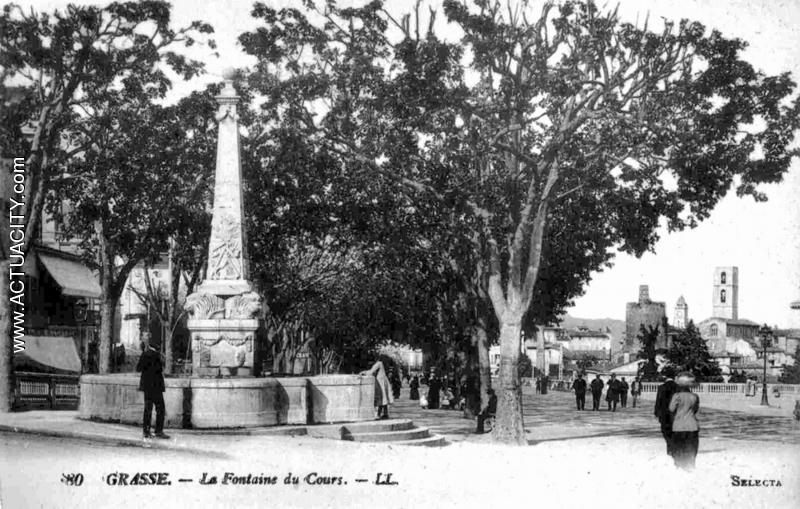 Fontaine du Cours
