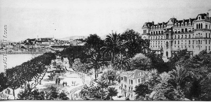 CANNES La Croisette 1915