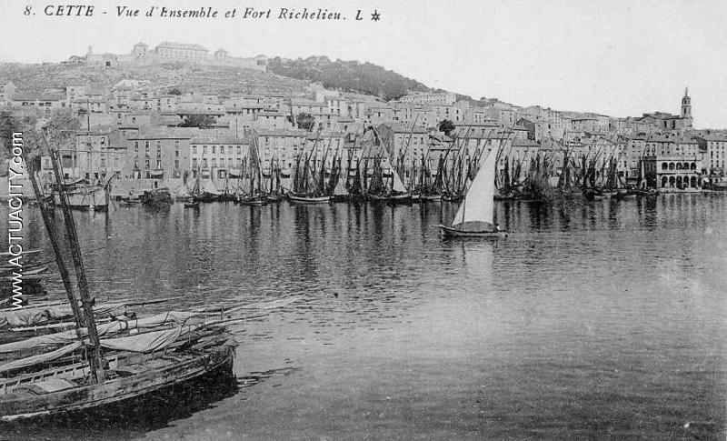 Vue d'ensemble et Fort Richelieu