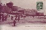 La plage près de l'Eventail