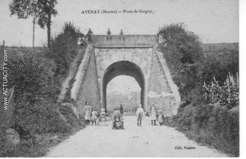 pont de gugny edit Fossier