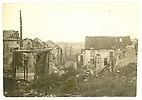 maisons détruites