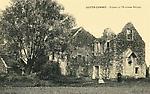 Hameau de Sainte Gemme - Ruines de l'ancienne Abbaye