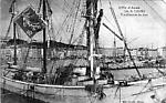 Vue générale du Port