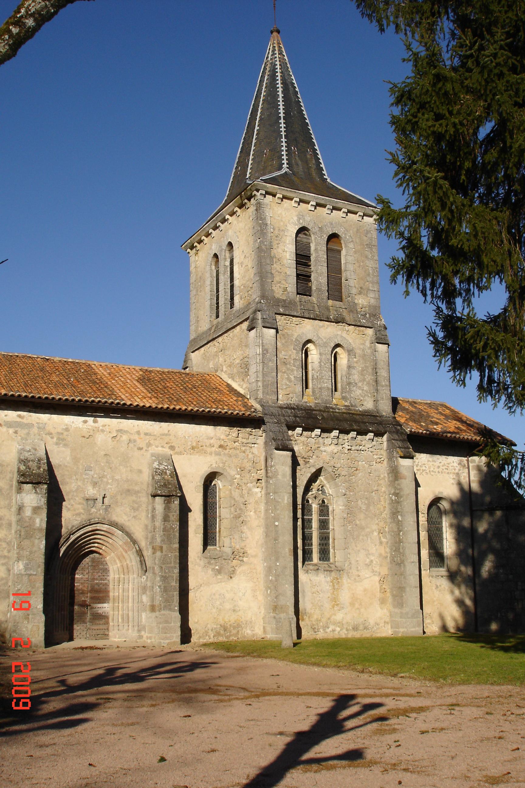 Eglise St Etienne dePluviers