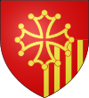 Blason Languedoc-Roussillon